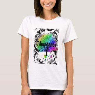 Abundance Rainbow Butterfly Tree Tshirt