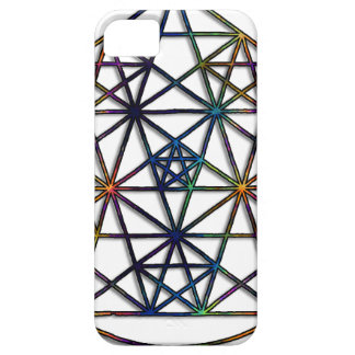 Abundance Sacred Geometry Fractal of Life iPhone 5 Cases