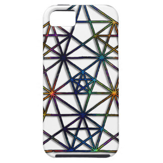Abundance Sacred Geometry Fractal of Life iPhone 5 Cover