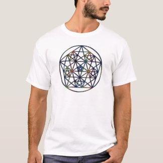 Abundance Sacred Geometry Fractal of Life T-Shirt