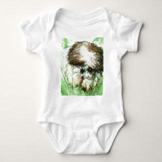 Abundant Greens2maya Baby Bodysuit