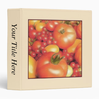 Abundant Harvest - Heirloom Tomatoes Binders