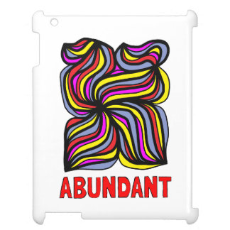 """Abundant"" iPad, iPad Mini, iPad Mini 2, iPad Air iPad Cases"