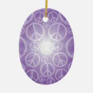 Abundant Peace Customize Product Ceramic Ornament