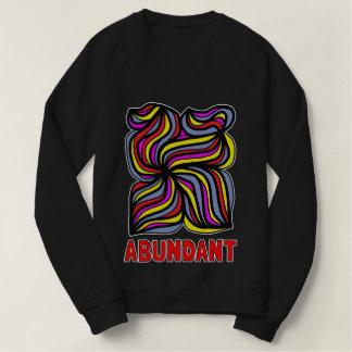 """Abundant"" Women's American Apparel Sweatshirt"