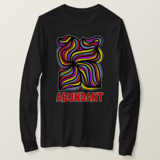 """Abundant"" Women's Long Sleeve T-Shirt"