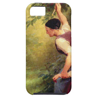 abusive woman iPhone 5 cover