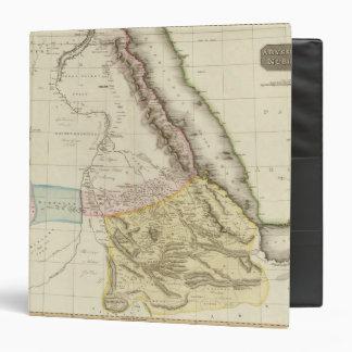 Abyssinia, Nubia &c Vinyl Binder