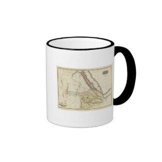 Abyssinia, Nubia &c Mugs