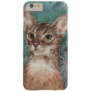 Abyssinian cat barely there iPhone 6 plus case