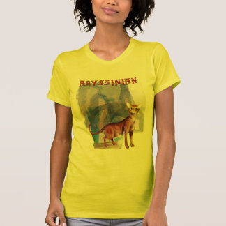 Abyssinian Cats T-Shirt
