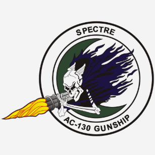 "Vietnam war usaf ac-130 spectre ""patience my ass i'm gonna kill."