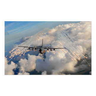 AC-130 Spooky Poster