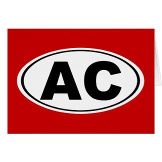 AC Atlantic City Card