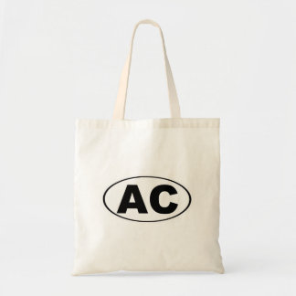 AC Atlantic City Tote Bag
