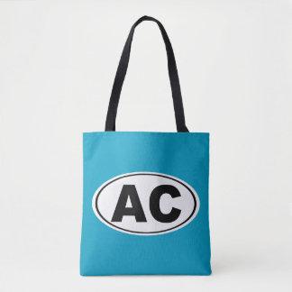 AC Atlantic City Tote Bag