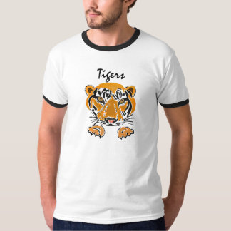 AC- Awesome Leaping Tiger T-shirt