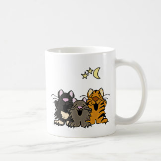 AC- Awesome Singing Cats Coffee Mug