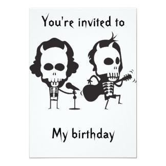 AC/DC birthday Card