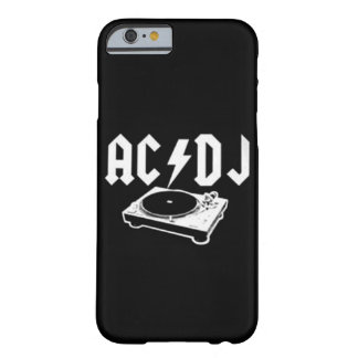 AC DJ BARELY THERE iPhone 6 CASE
