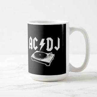 AC DJ COFFEE MUG