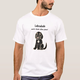 AC- Funny Labradoodle T-Shirt