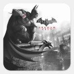 AC Poster - Batman Gargoyle Ledge Sticker