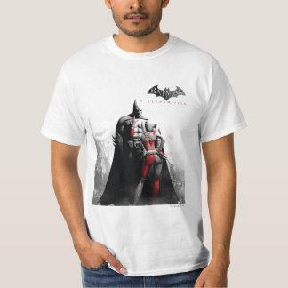 AC Poster - Batman & Harley T Shirt