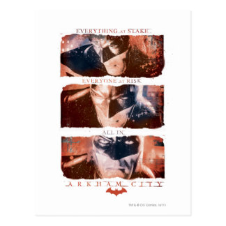 AC Poster - Everything At Stake Postcard