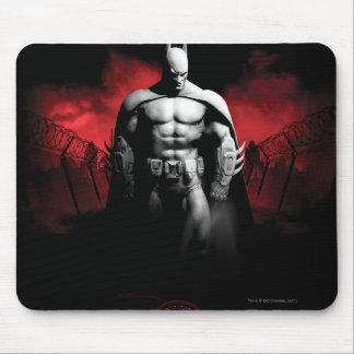 AC Poster - You re Not Safe Here Mouse Pads