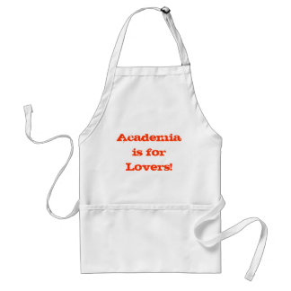 Academia is for Lovers! - Apron