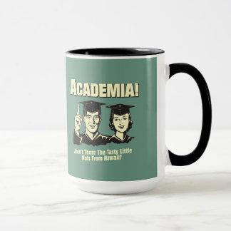 Academia: Tasty Nuts From Hawaii