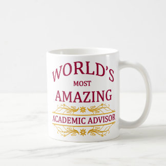 Academic Advisor Coffee Mug