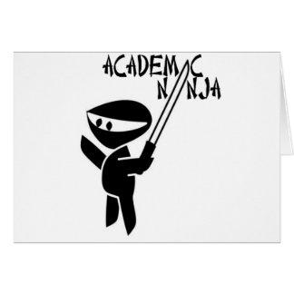 Academic Ninja Card