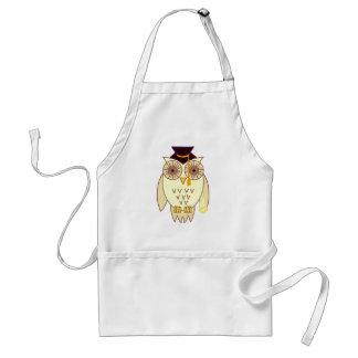 Academic Owl Standard Apron