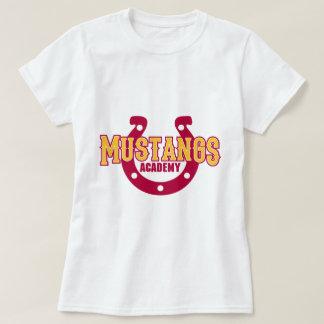 Académie de mustang tee shirts