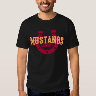 Académie de mustang tshirt