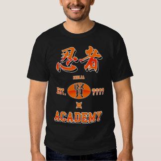 Académie de Ninja T-shirt