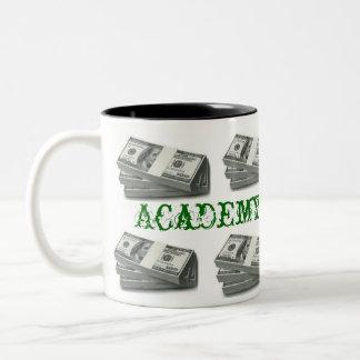Académie de tasse de café de Finance*