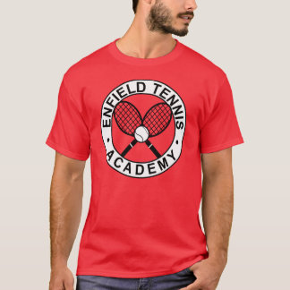 Académie de tennis d'Enfield - version 2 T-shirts