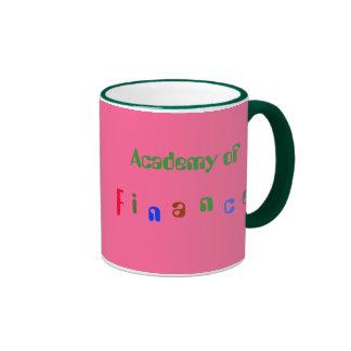 Académie des finances Mug* Mug Ringer