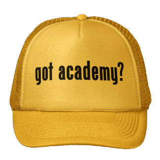 académie obtenue ? casquette
