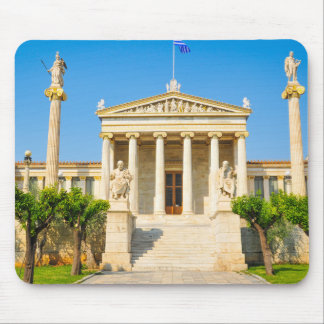 Academy in Athens, Greece Mouse Pad