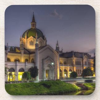 Academy of Fine Arts, Sarajevo, Bosnia and Herzego Coaster