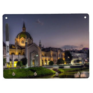 Academy of Fine Arts, Sarajevo, Bosnia and Herzego Dry Erase Board With Keychain Holder