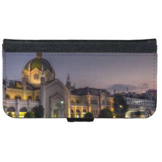 Academy of Fine Arts, Sarajevo, Bosnia and Herzego iPhone 6 Wallet Case