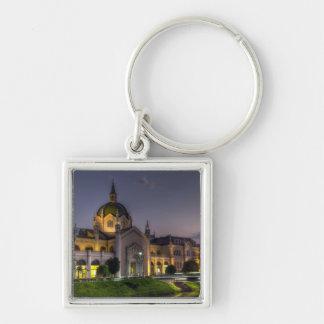 Academy of Fine Arts, Sarajevo, Bosnia and Herzego Keychain