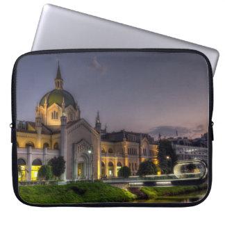 Academy of Fine Arts, Sarajevo, Bosnia and Herzego Laptop Sleeve