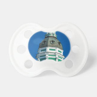 Academy of science and Museum of Anthropology Pacifier