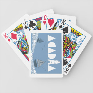 Acadia Bicycle Playing Cards